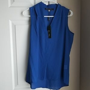 NWT Rose & Olive Tank Size M